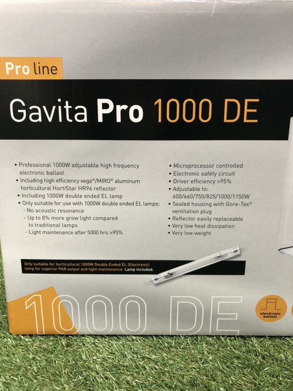 Gavita Pro 1000 D Img 4693