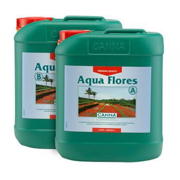 Canna Aqua Flores 5ltr