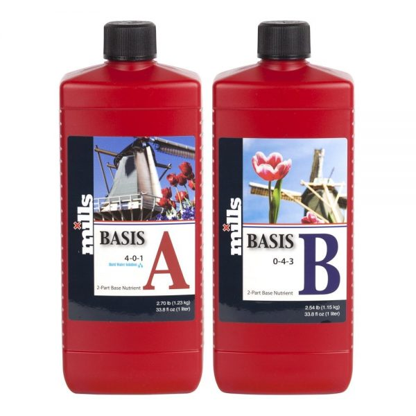 Mills A And B 1 Litre