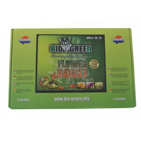 Bio Green Flower Boost (6 Pack)