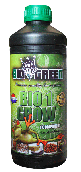 Biogreen Bio 1 Grow 1 Litre