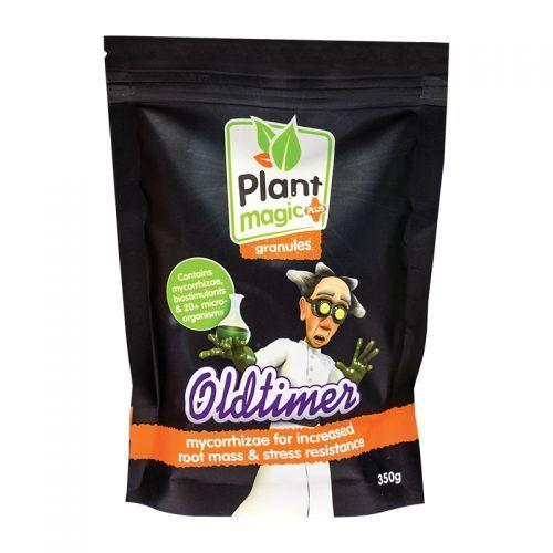 Plant Magic Old Timer Organic Granules 350g