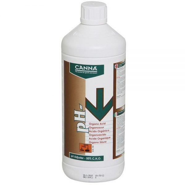 Canna Organic Acid Ph Minus Citric Acid 1000