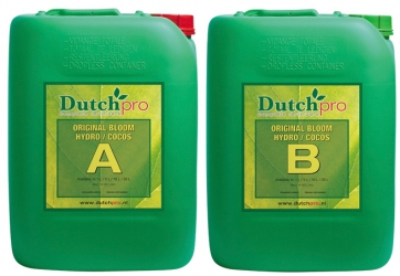 Dutch Pro Bloom Soil 10 Litre