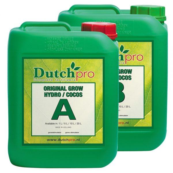 Dutch Pro Hydro Grow 5 Litre