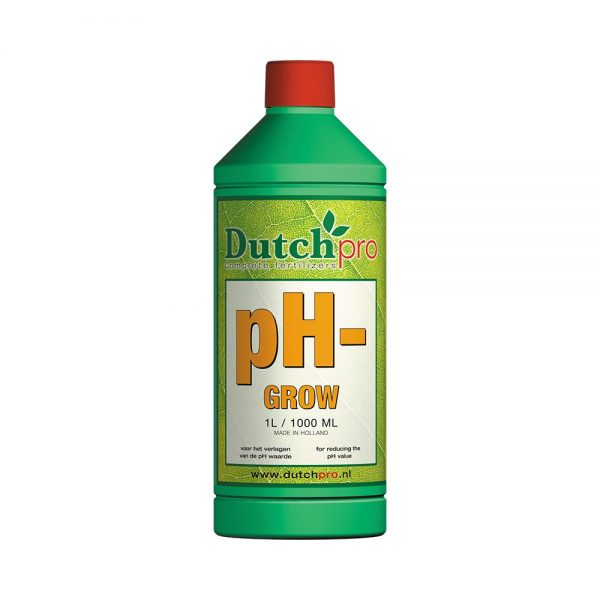 Dutch Pro Ph Grow 1 Litre P453 2306 Image