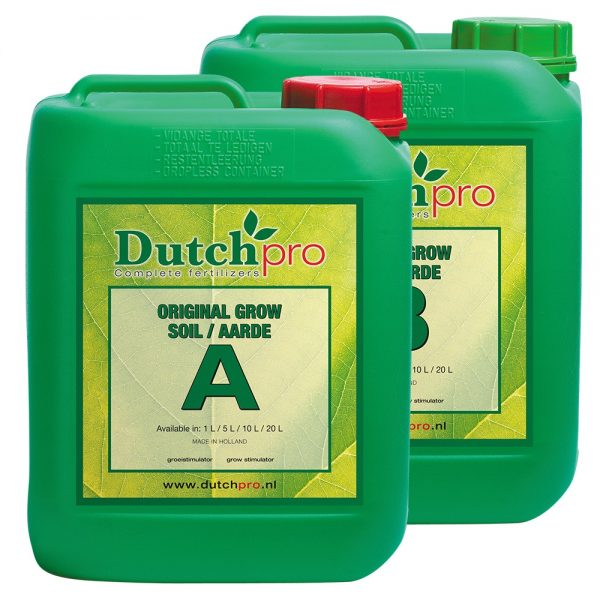 Dutch Pro Soil Grow 5 Litre