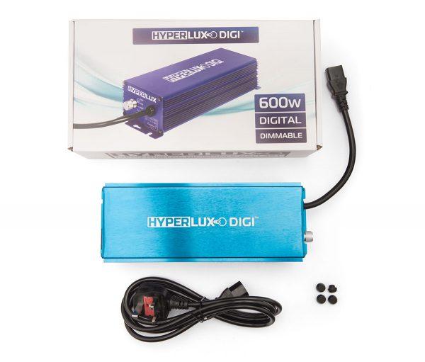 600w Digital Dimmable Ballast