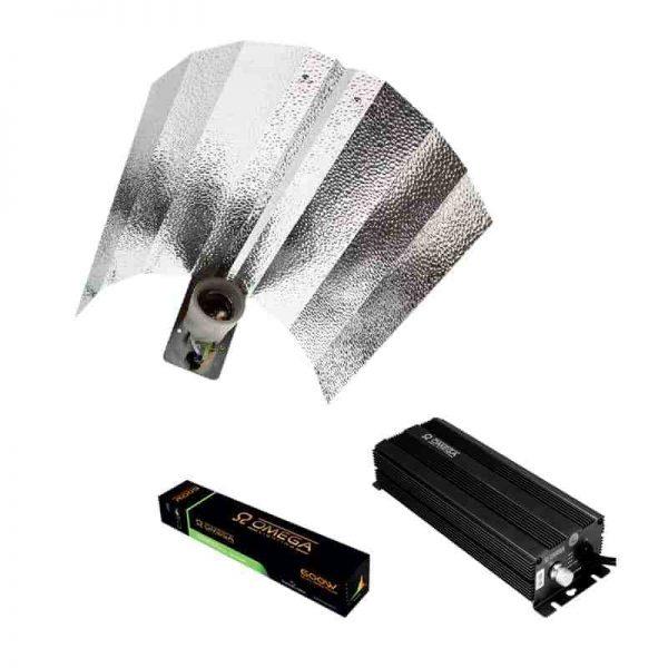 Omega Eurowing 600w Black Light Kit
