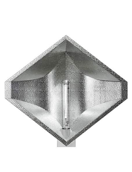 Ecotechnics Diamond Reflector Large With Iec Cable