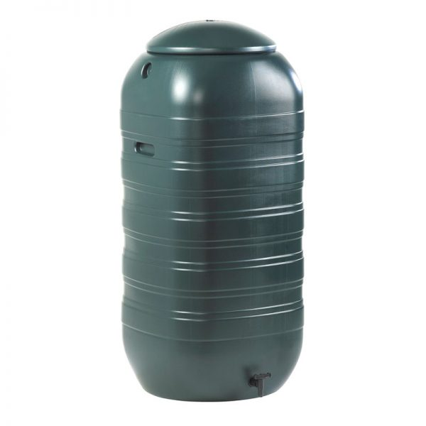 Water Butt 250 Litre With Tap And Lid