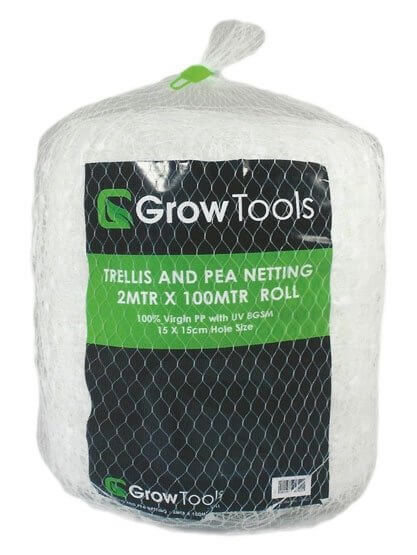 Trellis Pea Netting