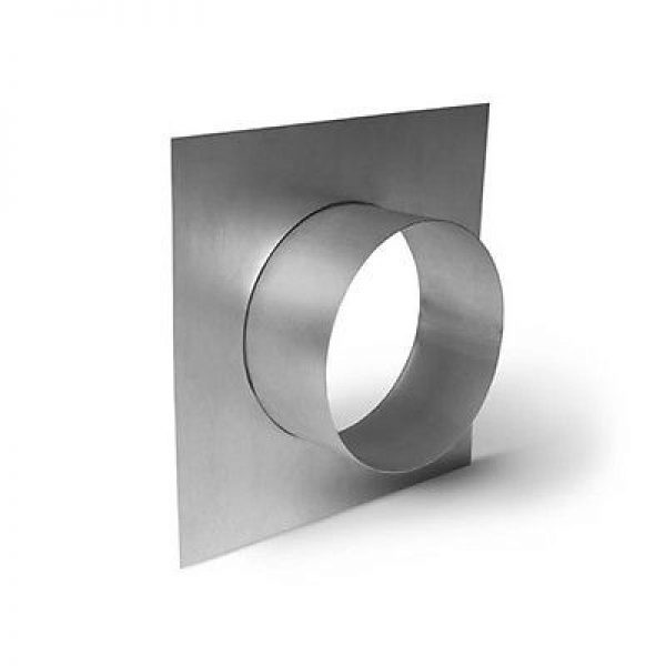 Wall Plate For Ducting