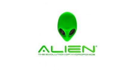 Alien Hydroponics Logo