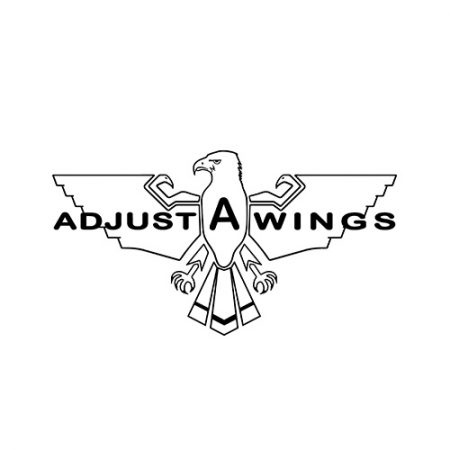Adjusta A Wings Logo