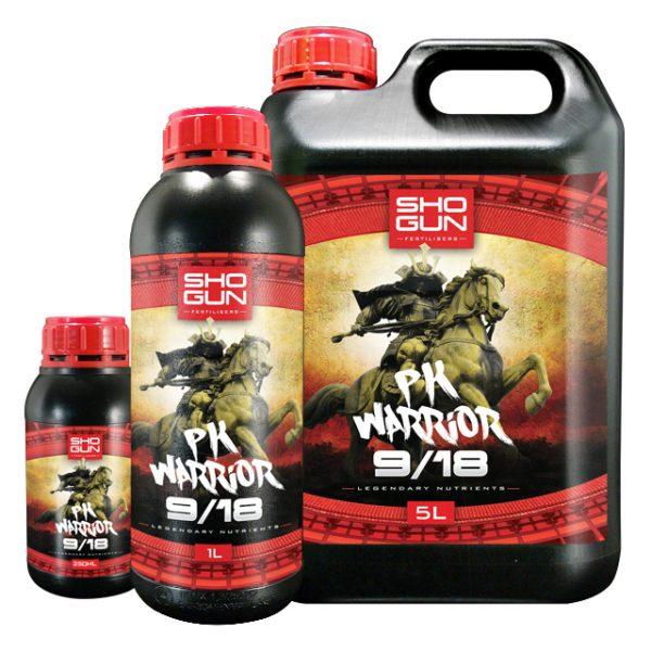 Family Pk Warrior