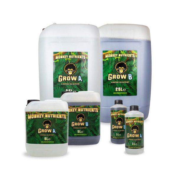 Monkey Nutrients Grow 1